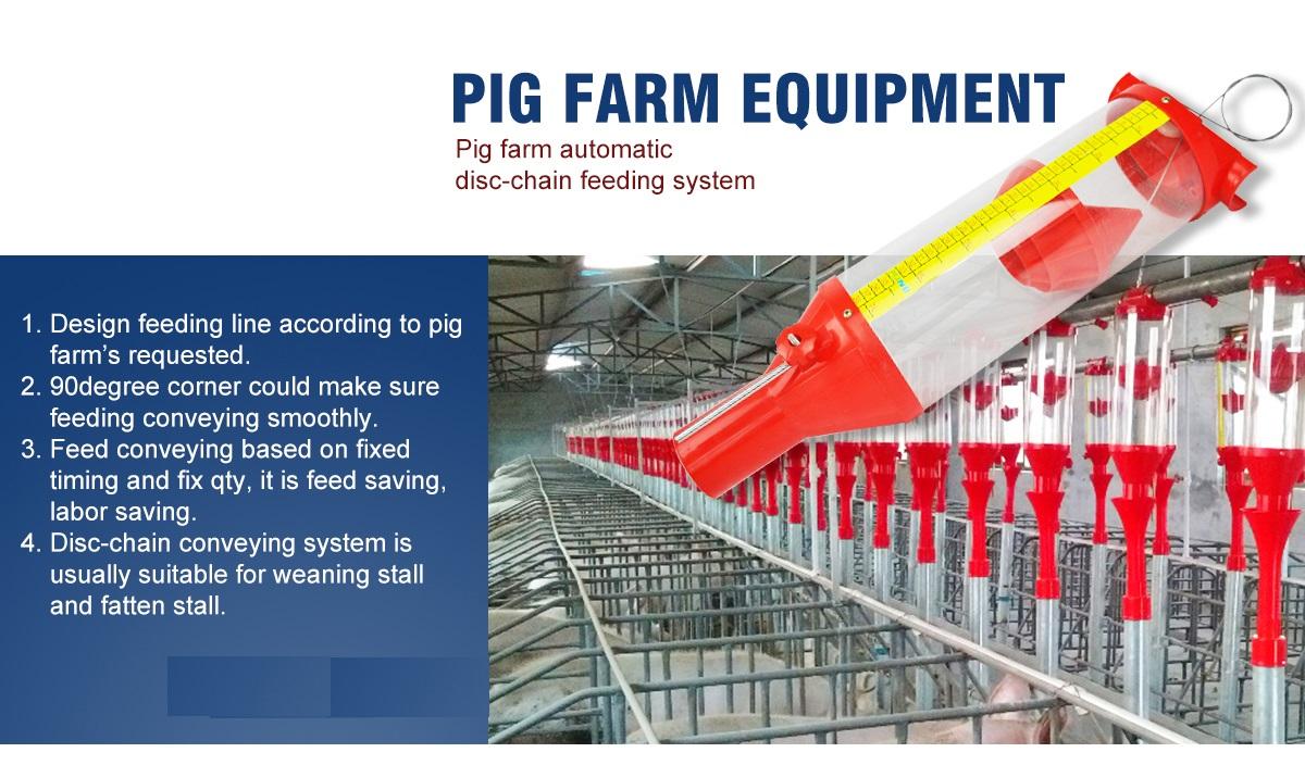 pig farm automatic system