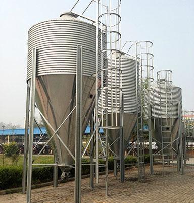 steel feed bin steel silo