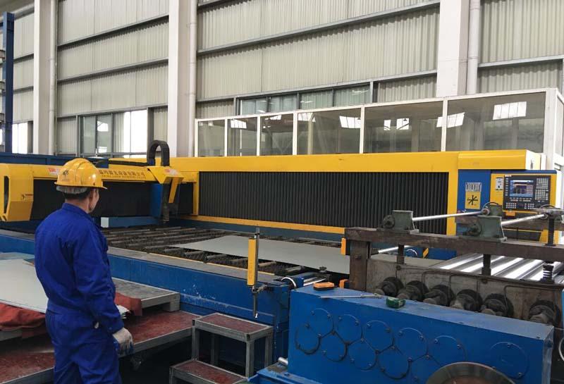 feeding silo manufacturing